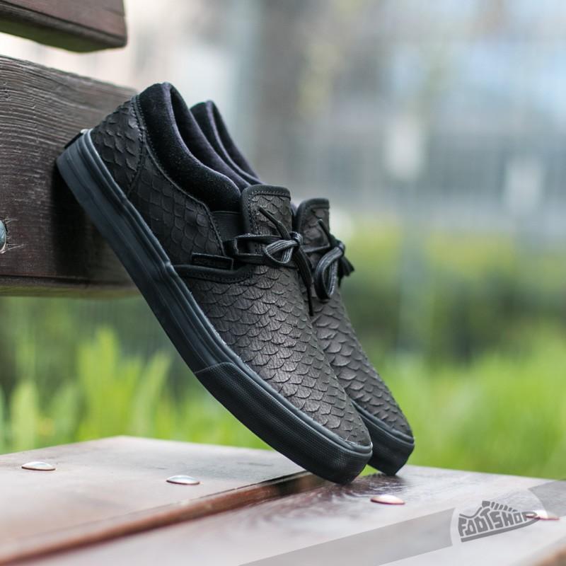 Men's shoes Supra Cuba Black/ Black
