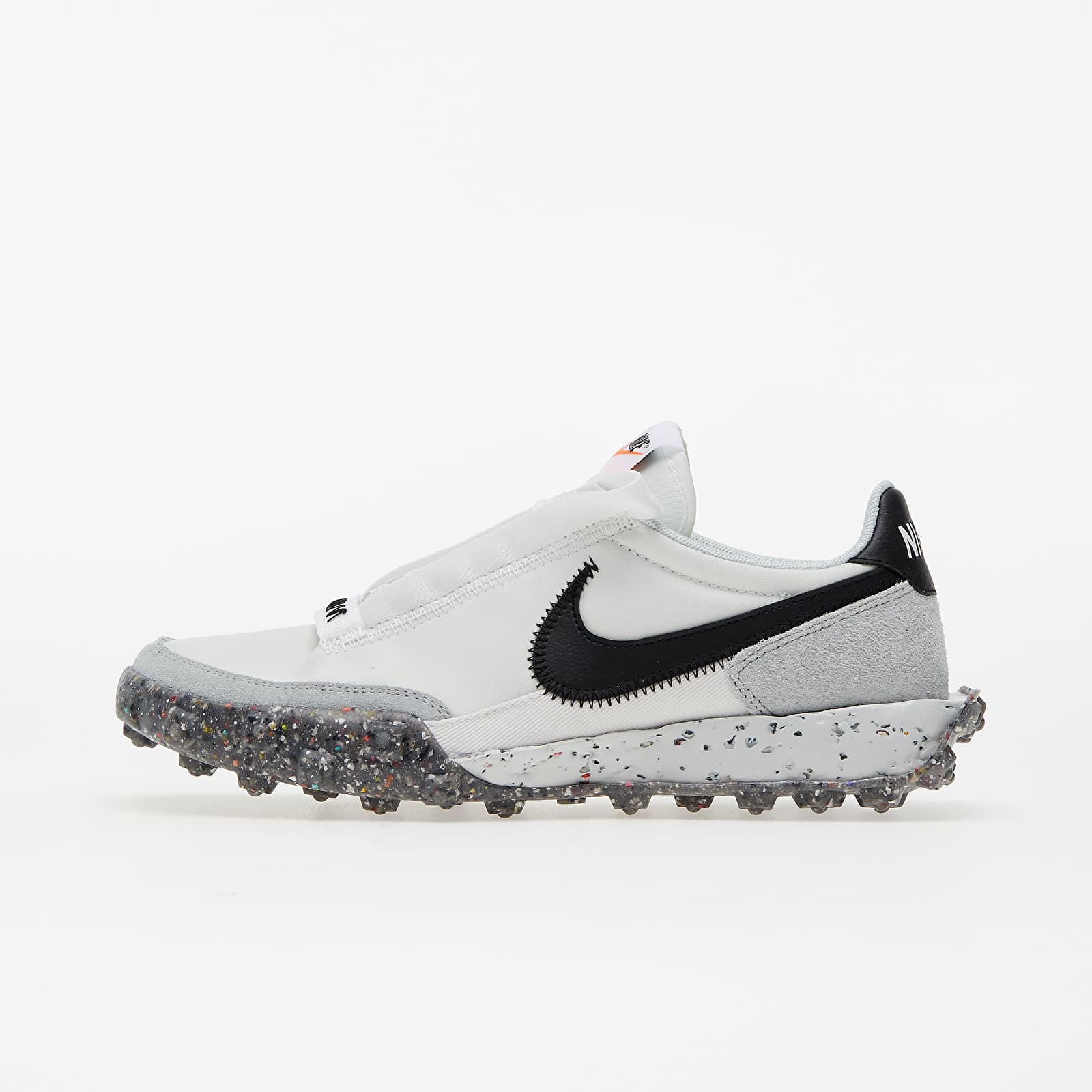 Nike W Waffle Racer Crater Summit White/ Black-Photon Dust-Dark Grey EUR 38.5