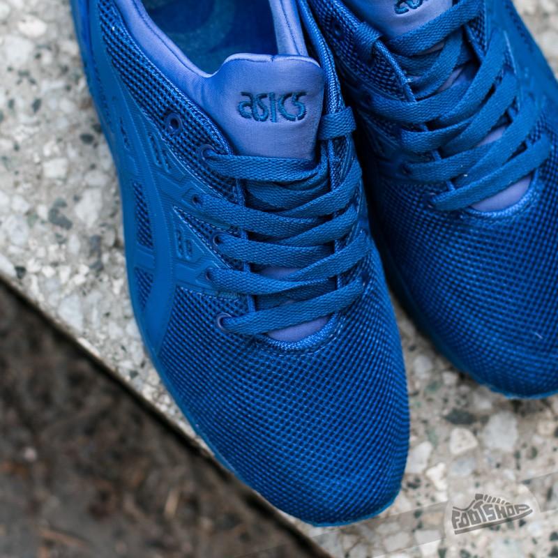 best sneakers a52f0 1f40f Asics Gel Kayano Trainer Evo Monaco Blue/ Monaco Blue | Footshop