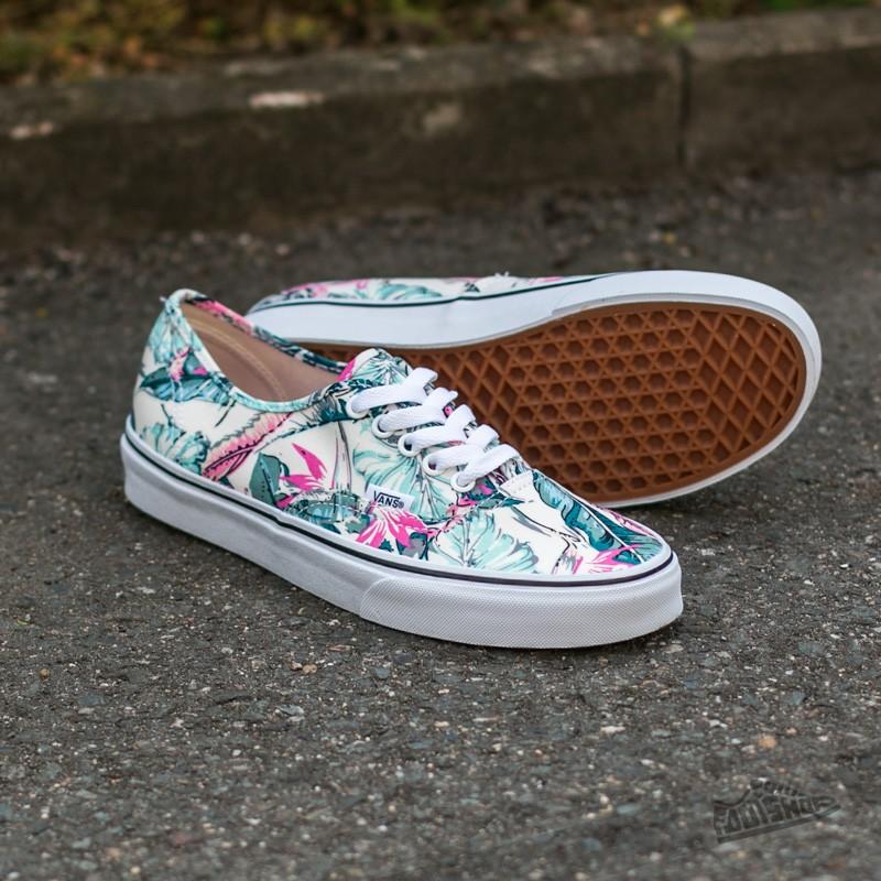 Vans Authentic (TROPICAL) Multicolor   Footshop