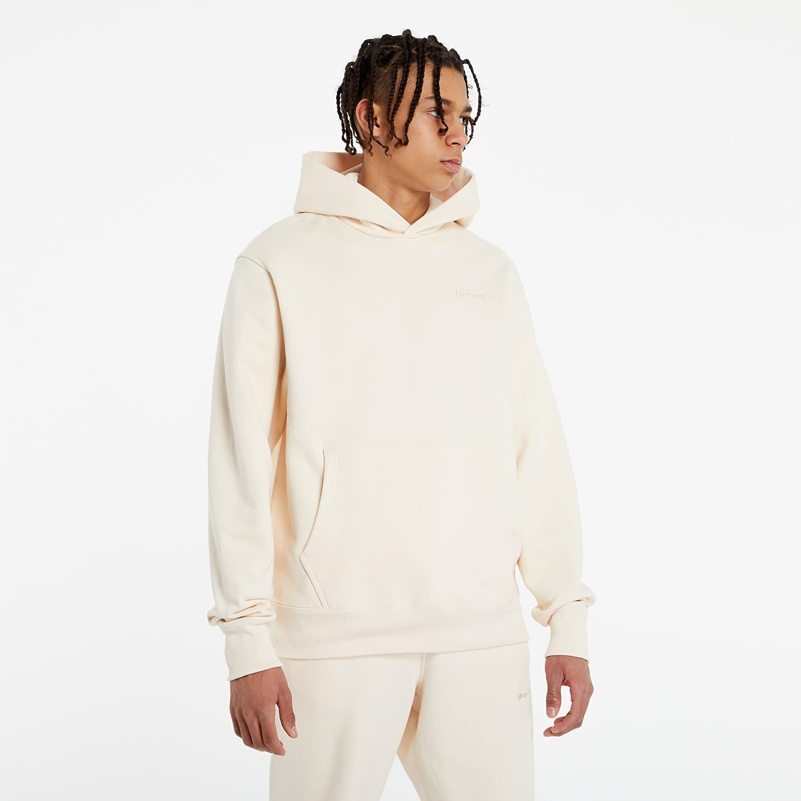 adidas x Pharrell Williams Basics Hoodie Ecru Tint XXL