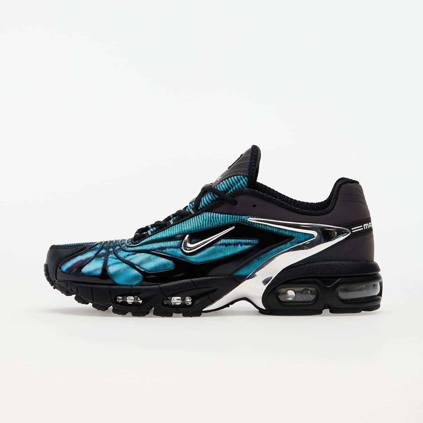Nike x Skepta Air Max Tailwind V Black/ Chrome EUR 45
