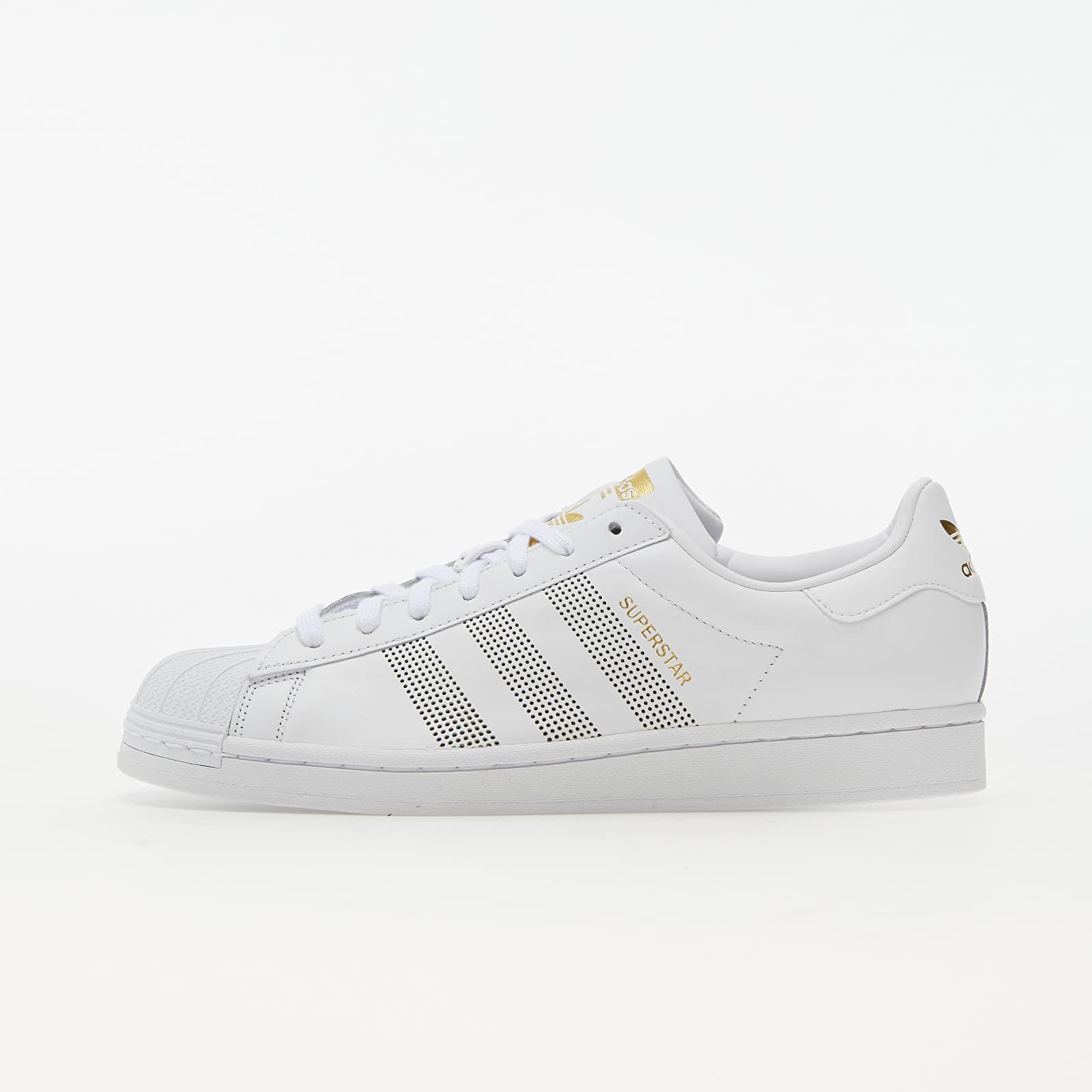 adidas Superstar Ftw White/ Ftw White/ Gold Metalic EUR 44
