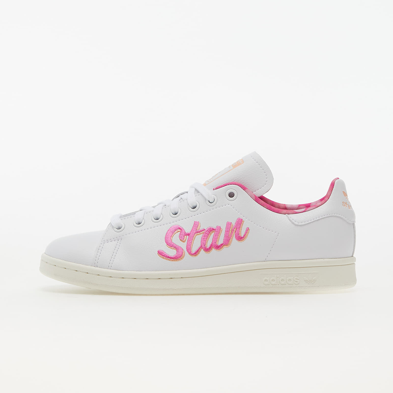adidas Stan Smith Ftw White/ Screaming Pink/ Off White EUR 44