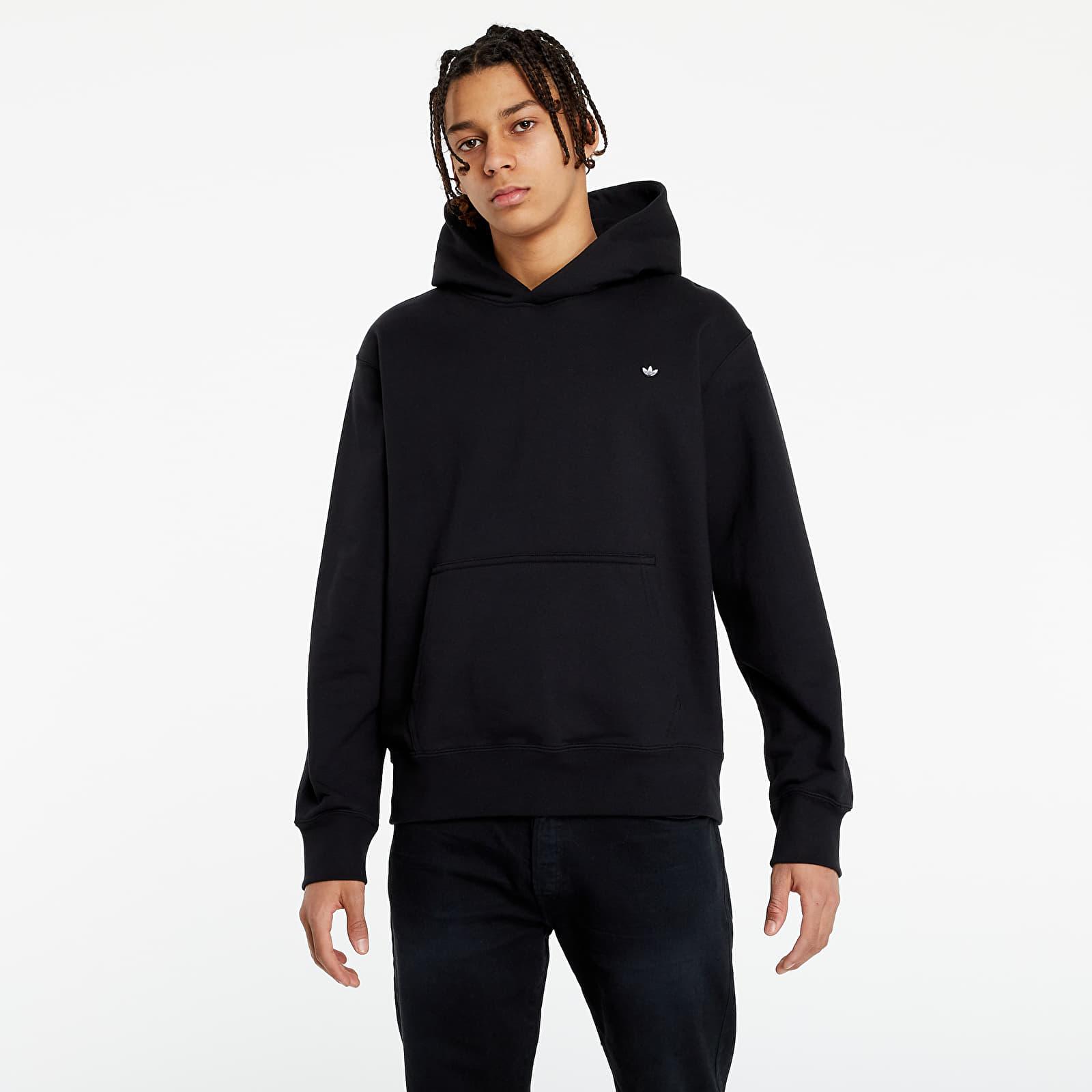 adidas Premium Hoodie Black EUR XS