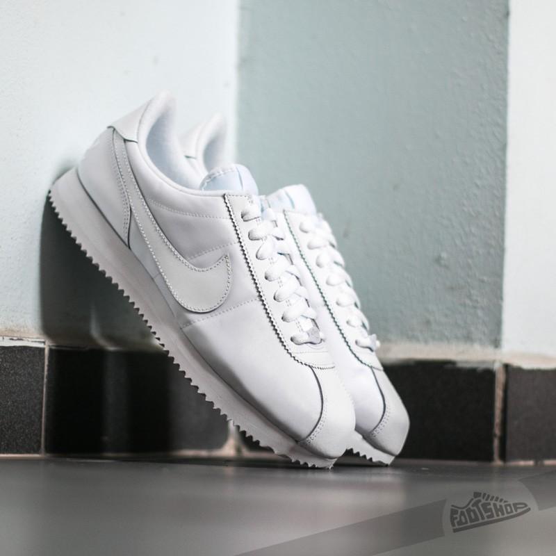 99111014158c Nike Cortez Basic QS 1972 White  White-White
