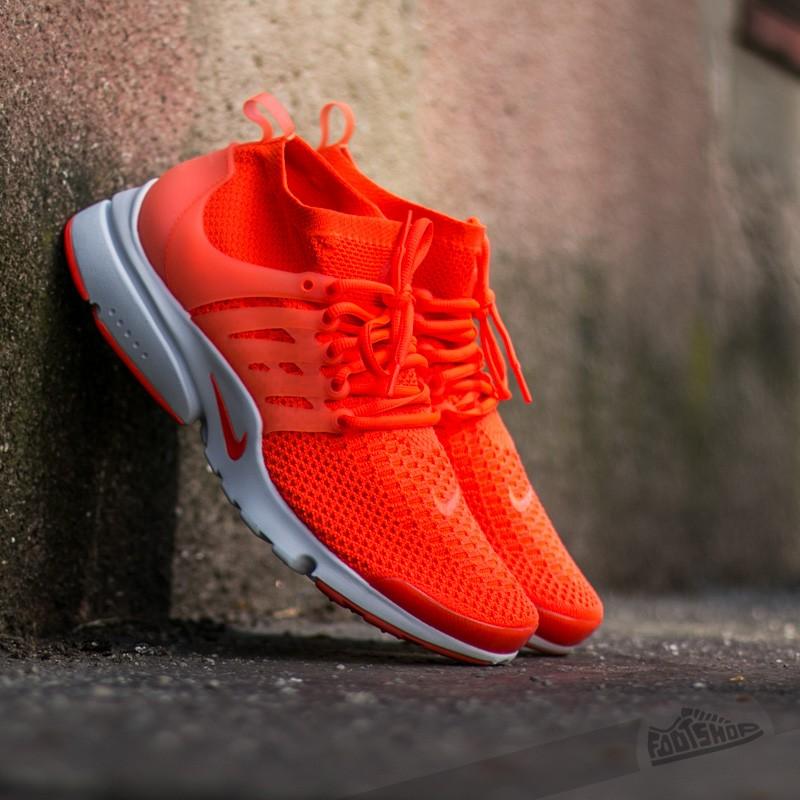 fe2b330a4a22 Nike Air Presto Flyknit Ultra Total Crimson  Totall Crimson- White- Pink ...