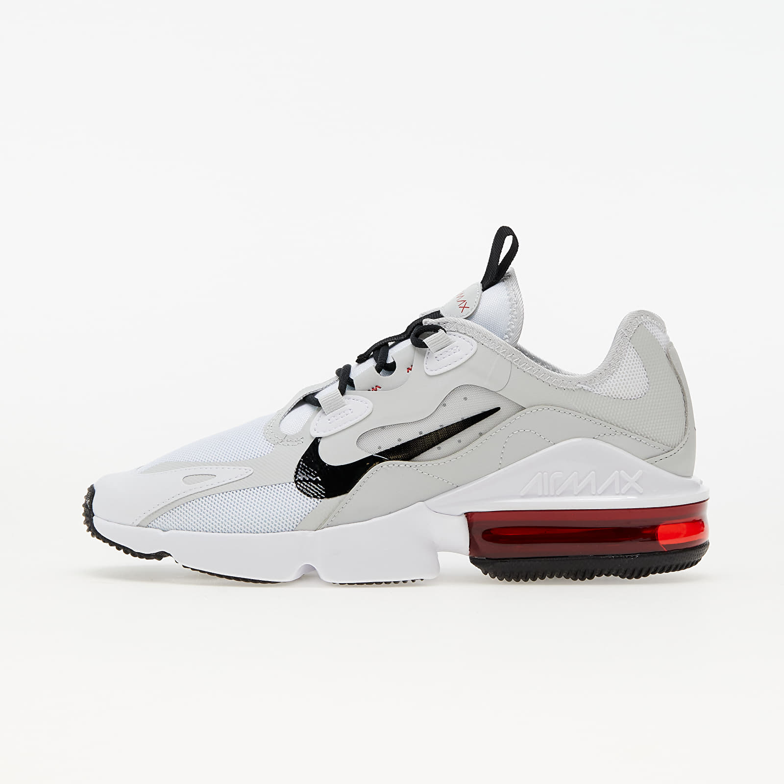 Nike Air Max Infinity 2 White/ Black-University Red-Photon Dust EUR 45