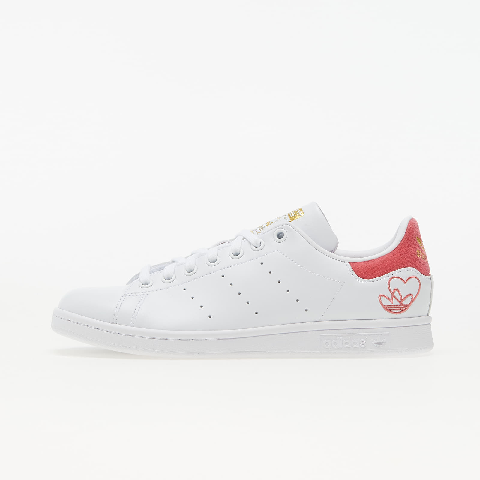 adidas Stan Smith W Ftw White/ Haze Rose/ Gold Metalic EUR 40