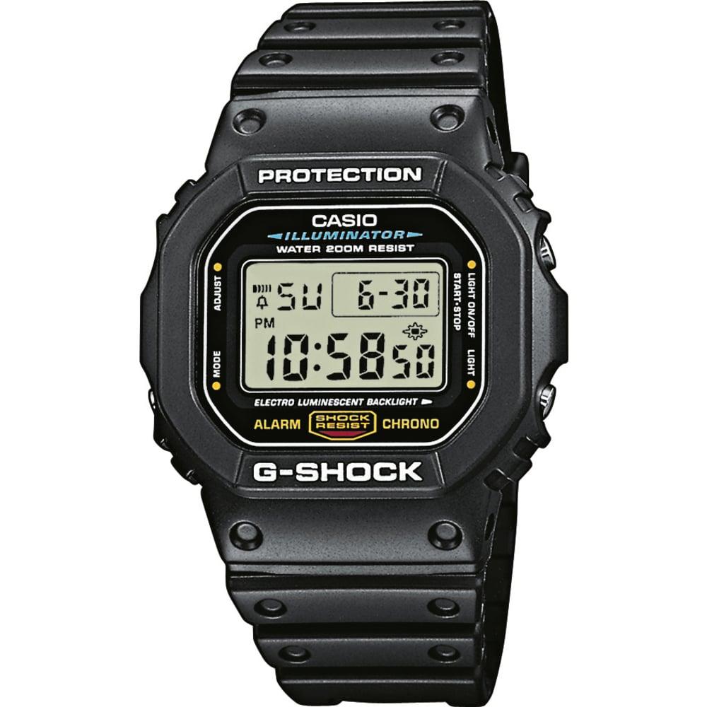 Casio G-Shock DW-5600E-1VER Universal