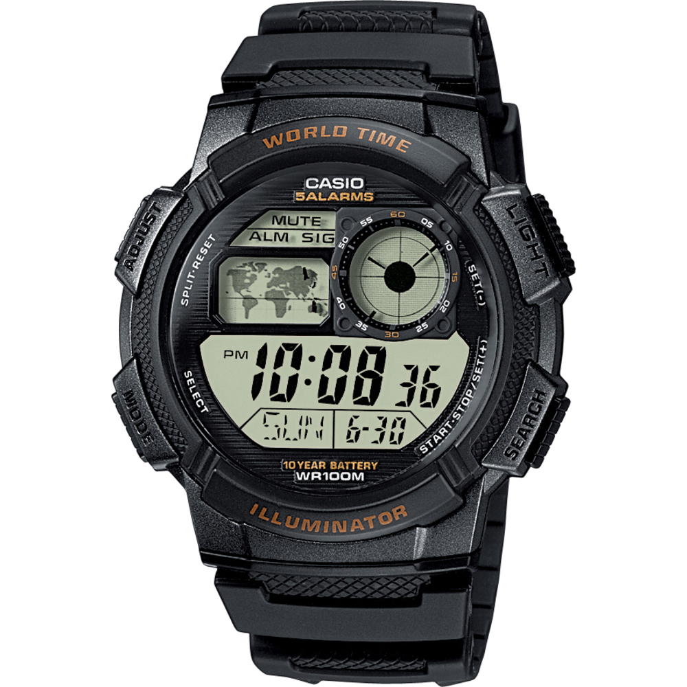 Casio Collection AE-1000W-1AVEF EUR