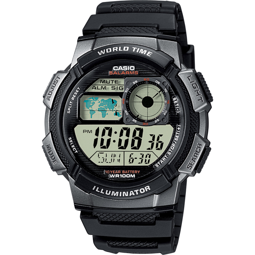 Casio Collection AE-1000W-1BVEF EUR