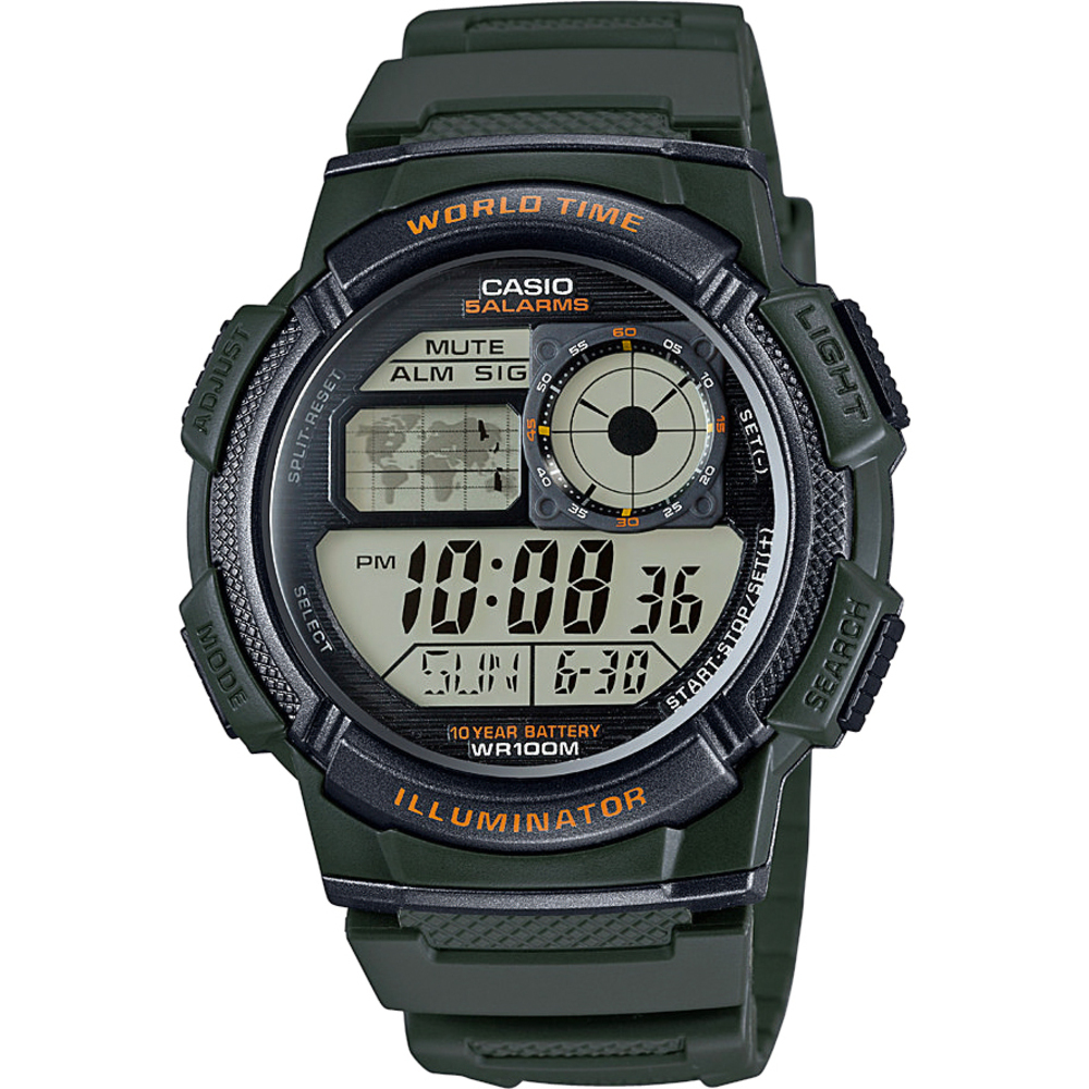 Casio Collection AE-1000W-3AVEF EUR