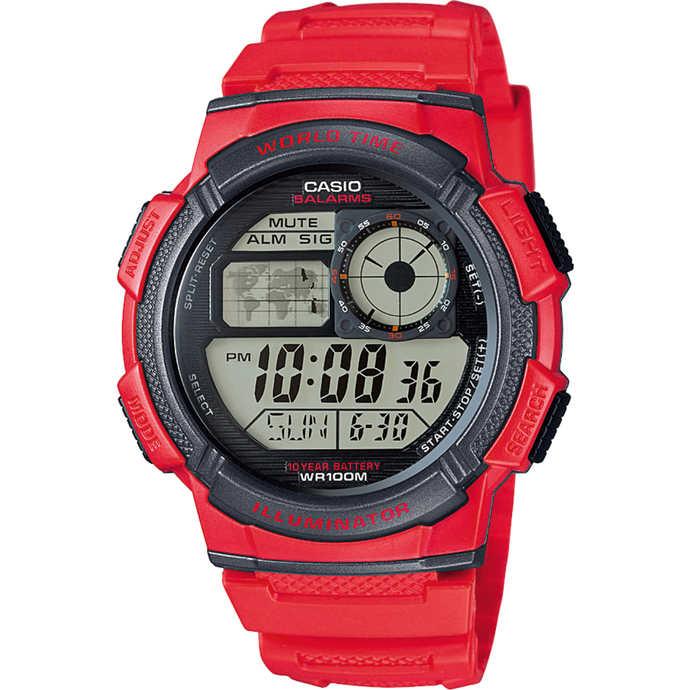 Casio Collection AE-1000W-4AVEF EUR