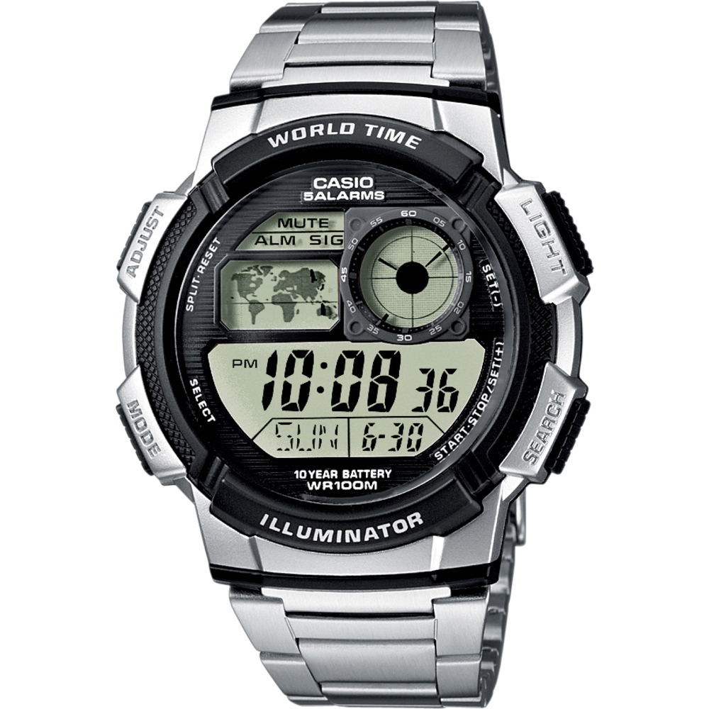 Casio Collection AE-1000WD-1AVEF Universal
