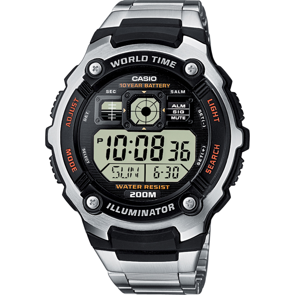 Casio Collection AE-2000WD-1AVEF Universal