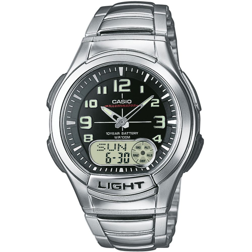 Casio Collection AQ-180WD-1BVES Universal