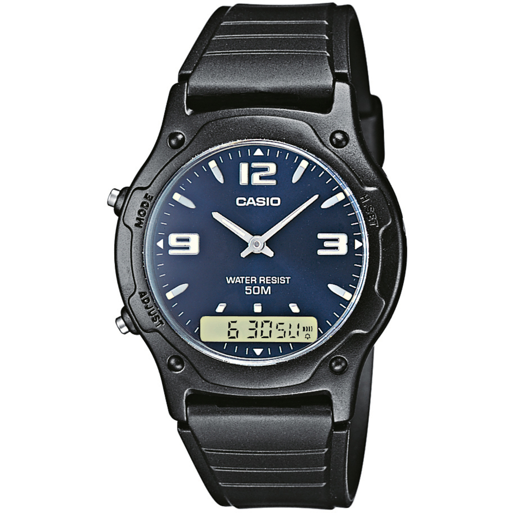 Casio Collection AW-49HE-2AVEG Universal