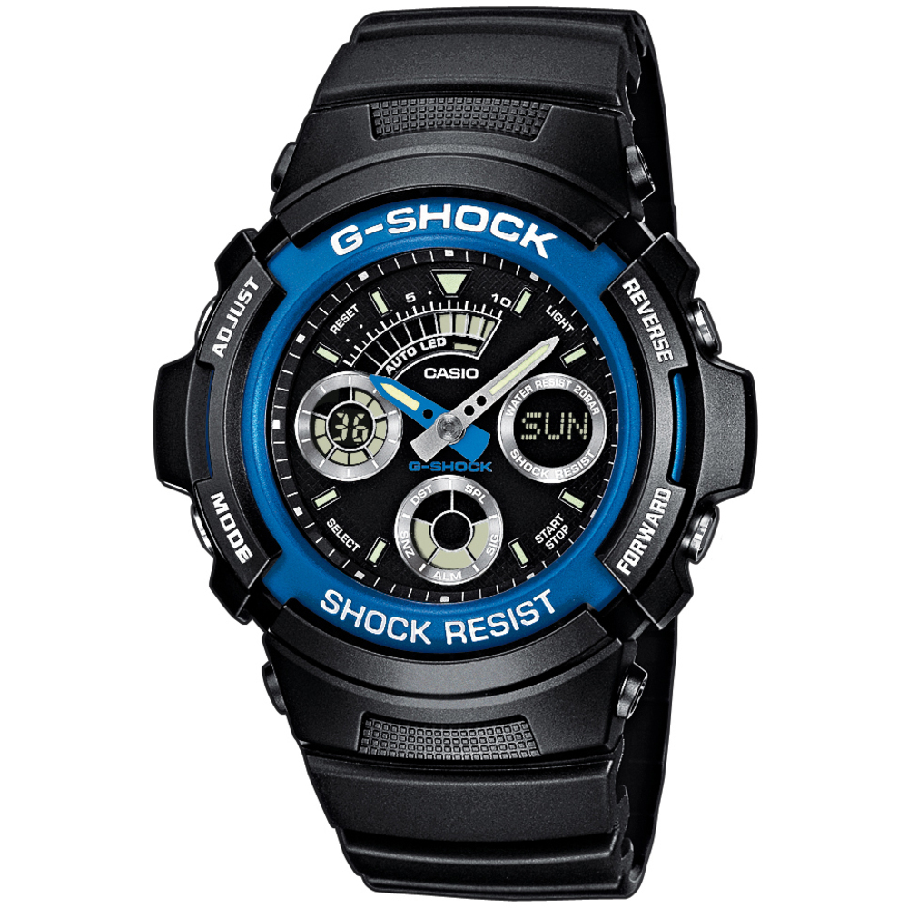 Casio G-Shock AW-591-2AER Universal