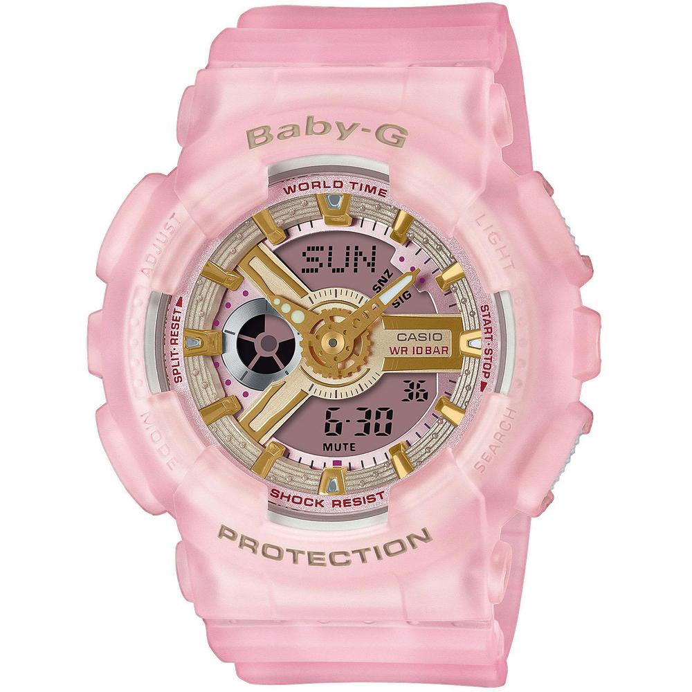 Casio Baby-G BA-110SC-4AER Pink Universal
