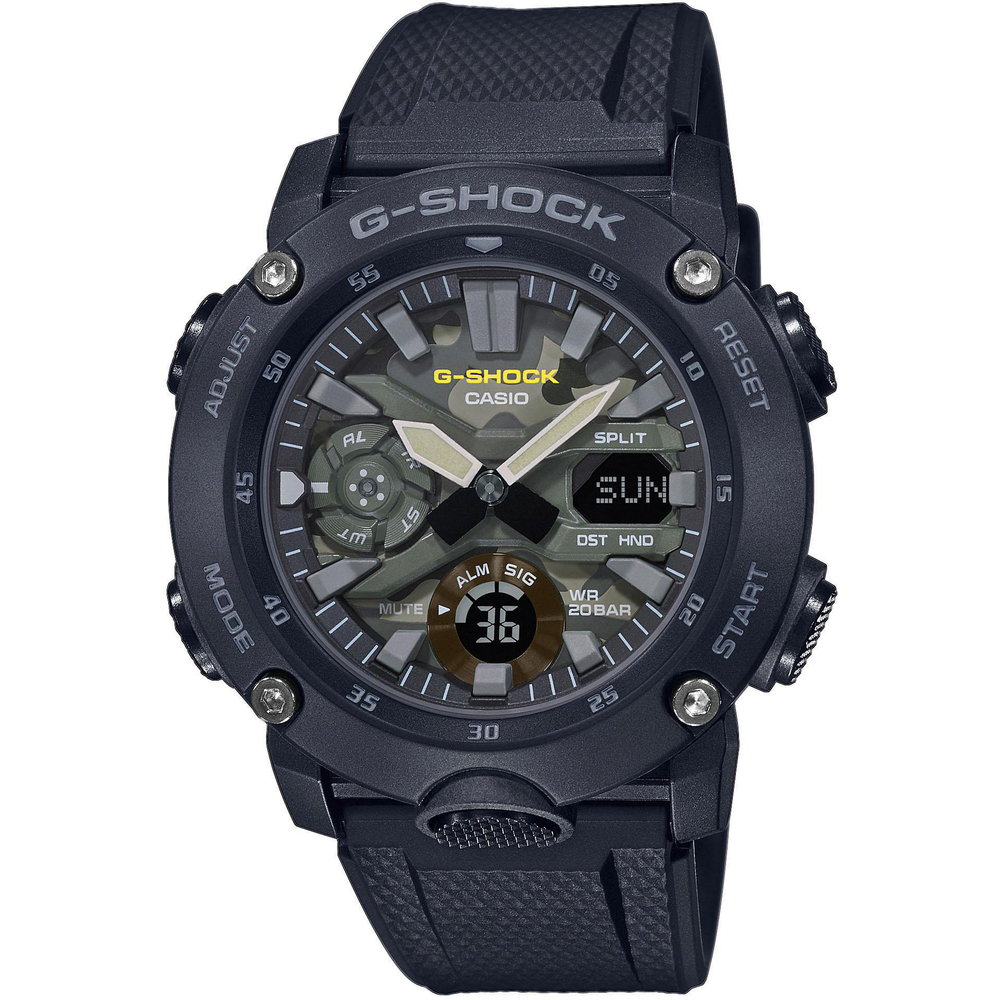 Casio G-Shock GA-2000SU-1AER EUR