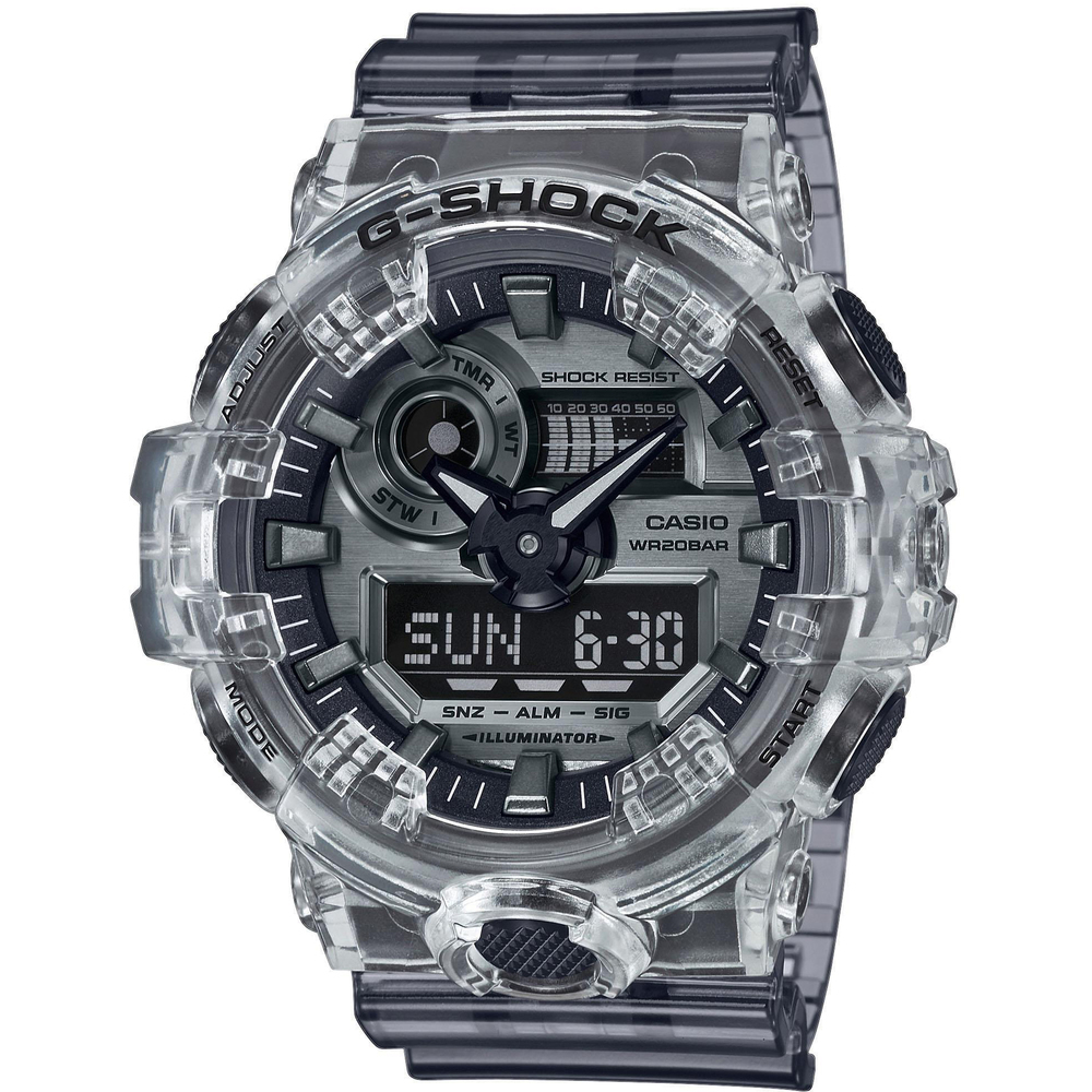 Casio G-Shock GA-700SK-1AER EUR