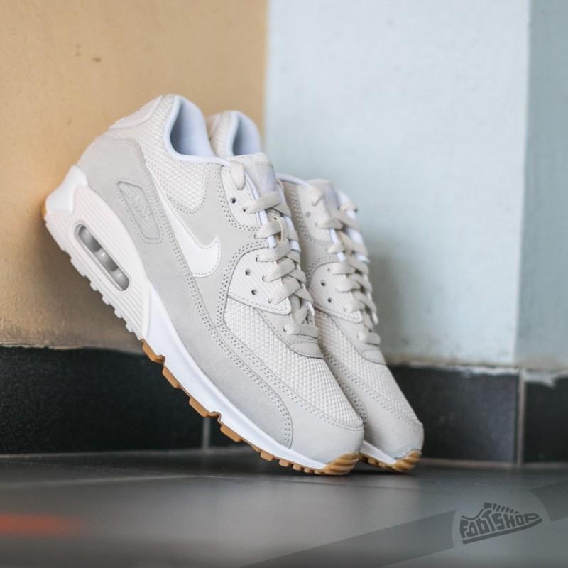 18e783b19 Nike Air Max 90 Essential Phantom  Phantom-White-Gym Yellow ...