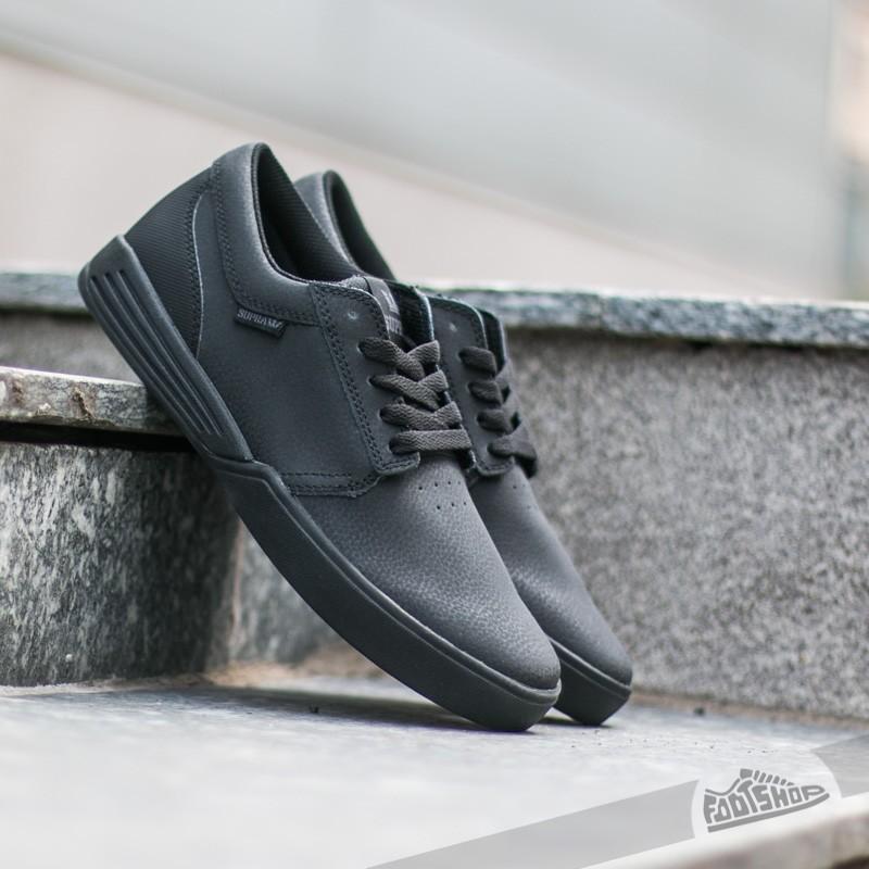 Men's shoes Supra Hammer Black-Black