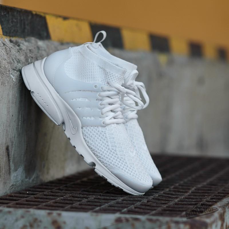 50f9abc382f5 Nike W Air Presto Flyknit Ultra White  White