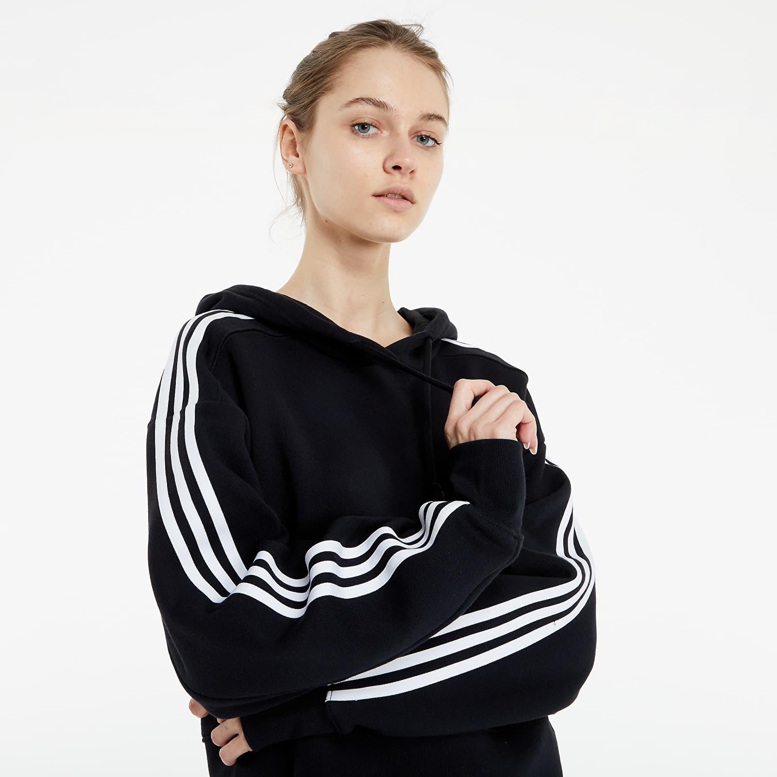 adidas Originals Short Hoodie Black XS/32
