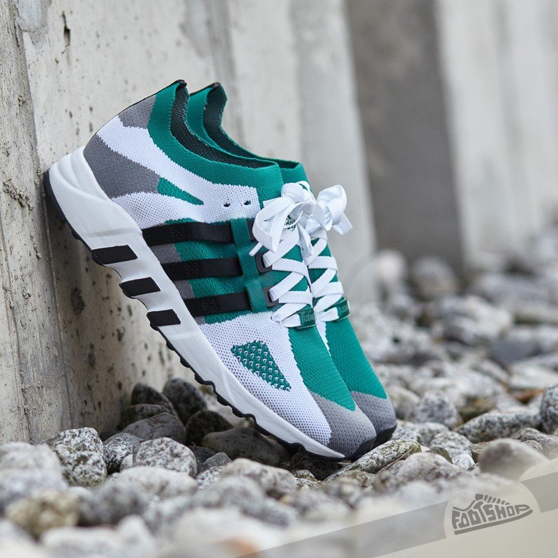 online store 08889 8c3a7 adidas Equipment Running Guidance Grey  Core Black  Sub Green