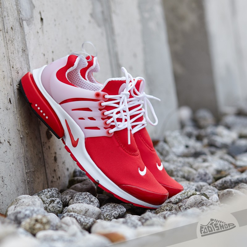 online retailer 813cb 00daf Nike Air Presto Comet Red Comet Red- Black- White