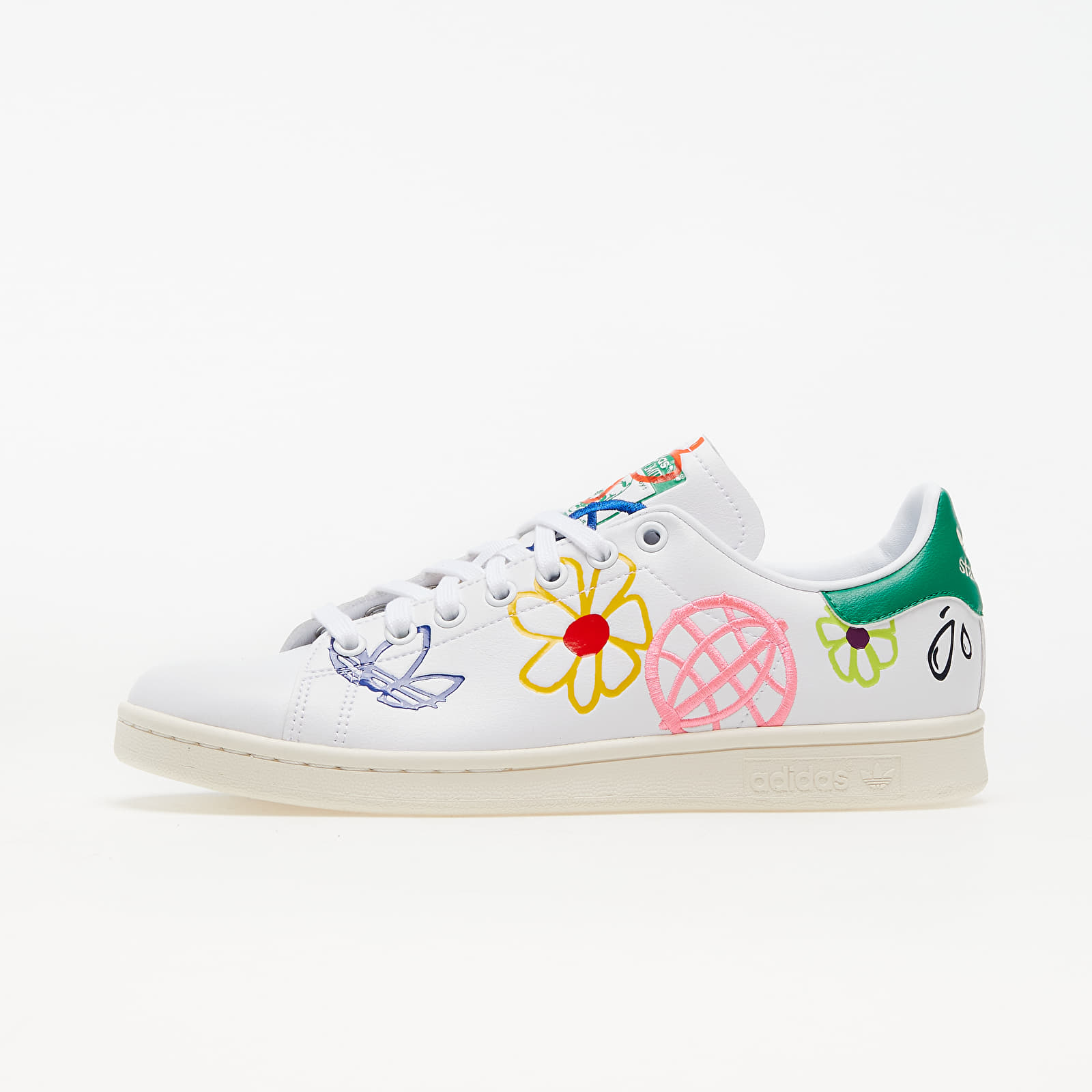 adidas Stan Smith W Ftw White/ Green/ Core White EUR 40