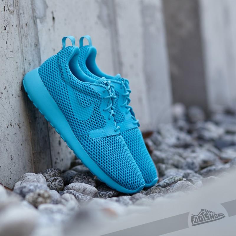 336493ff0642 Nike Wmns Roshe One Hyper Breathe Gamma Blue  Gamma Blue- Blue ...