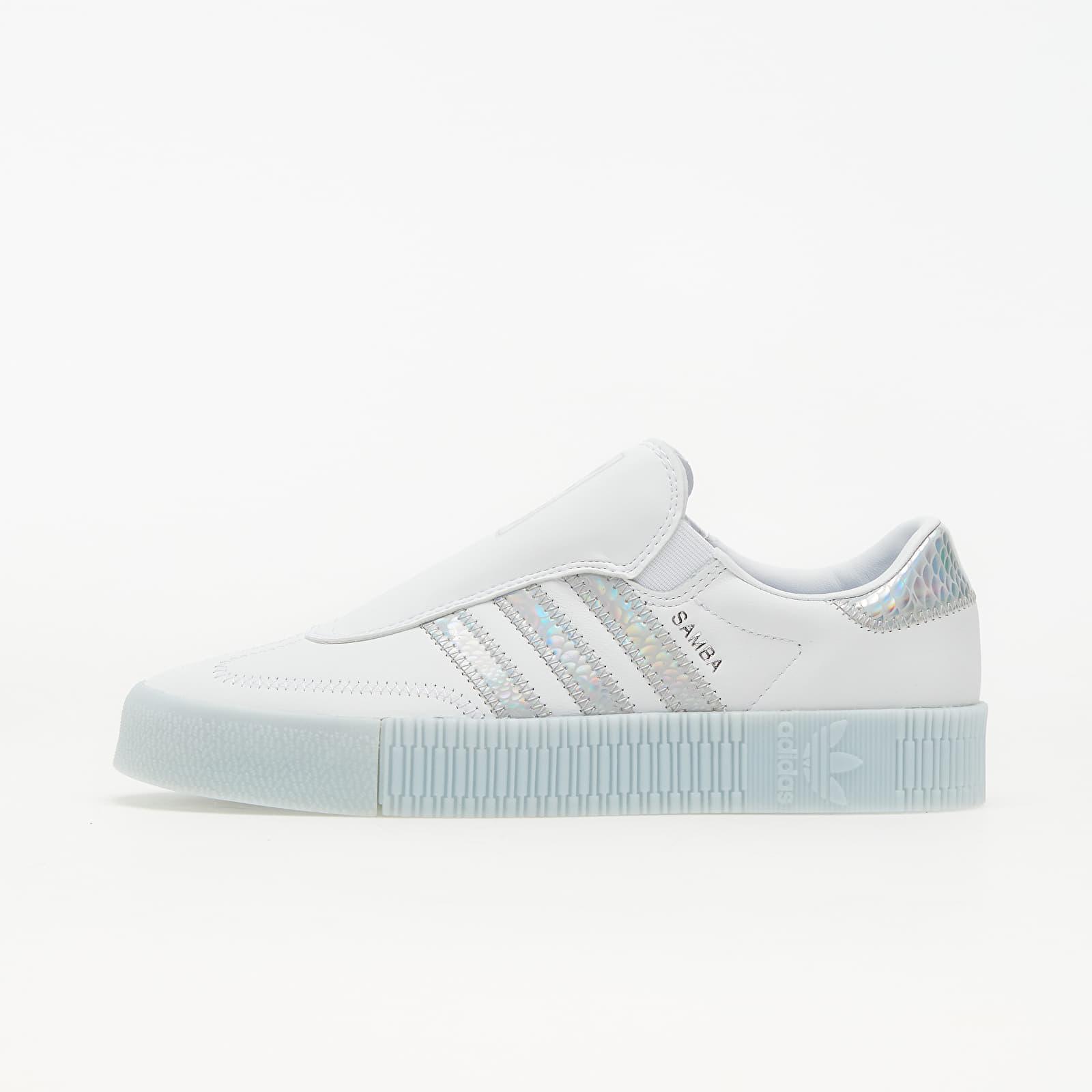 adidas Sambarose Eazy W Ftw White/ Supplier Color/ Halo Blue EUR 39 1/3