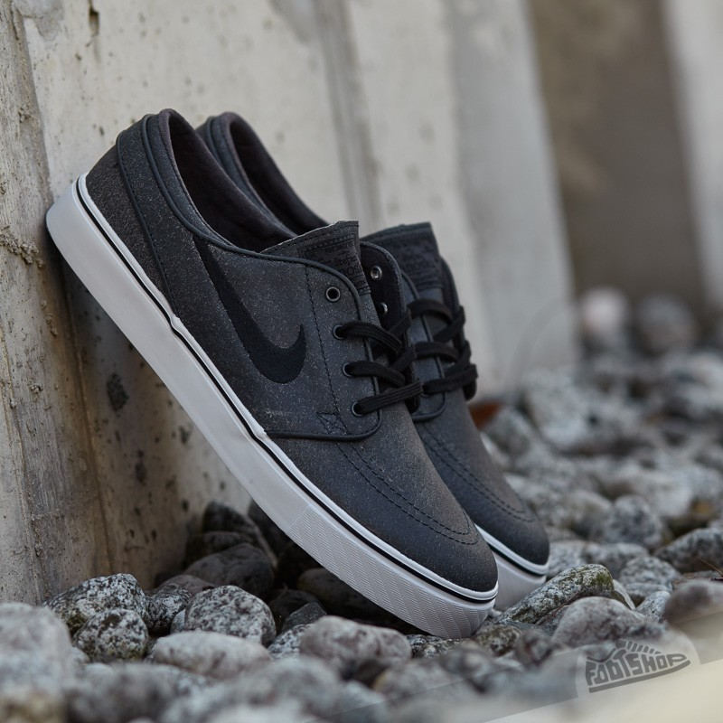 reputable site c48d2 97a5b Nike Zoom Stefan Janoski Elite Anthracite/ Black-White-Wolf ...
