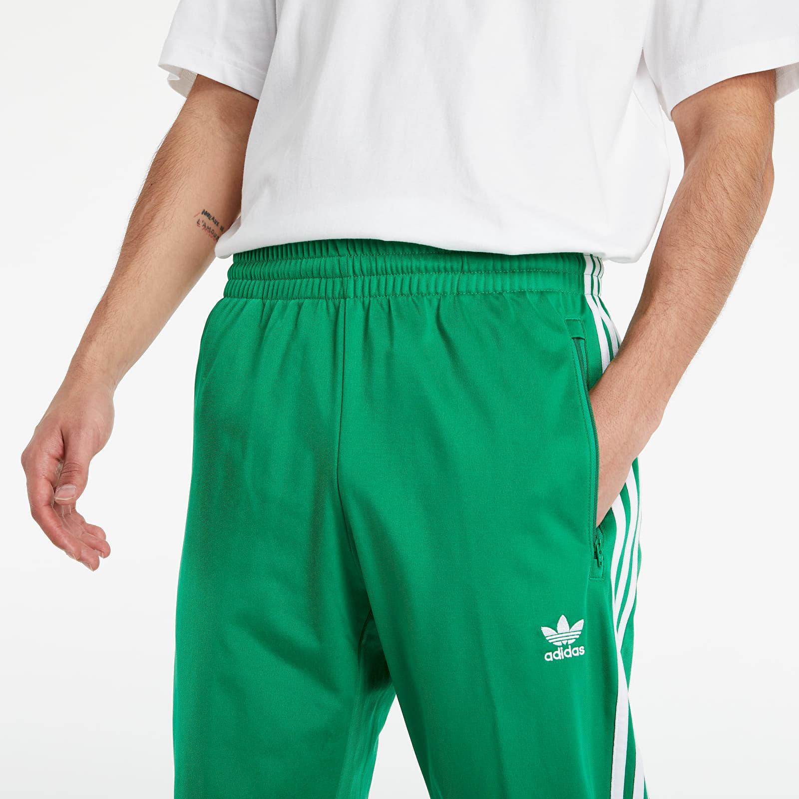 adidas Firebird Track Pants Green EUR S