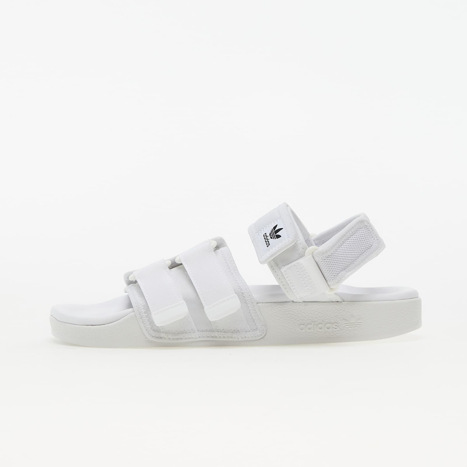 adidas Adilette Sandal 4.0 Ftw White/ Ftw White/ Core Black EUR 40.5
