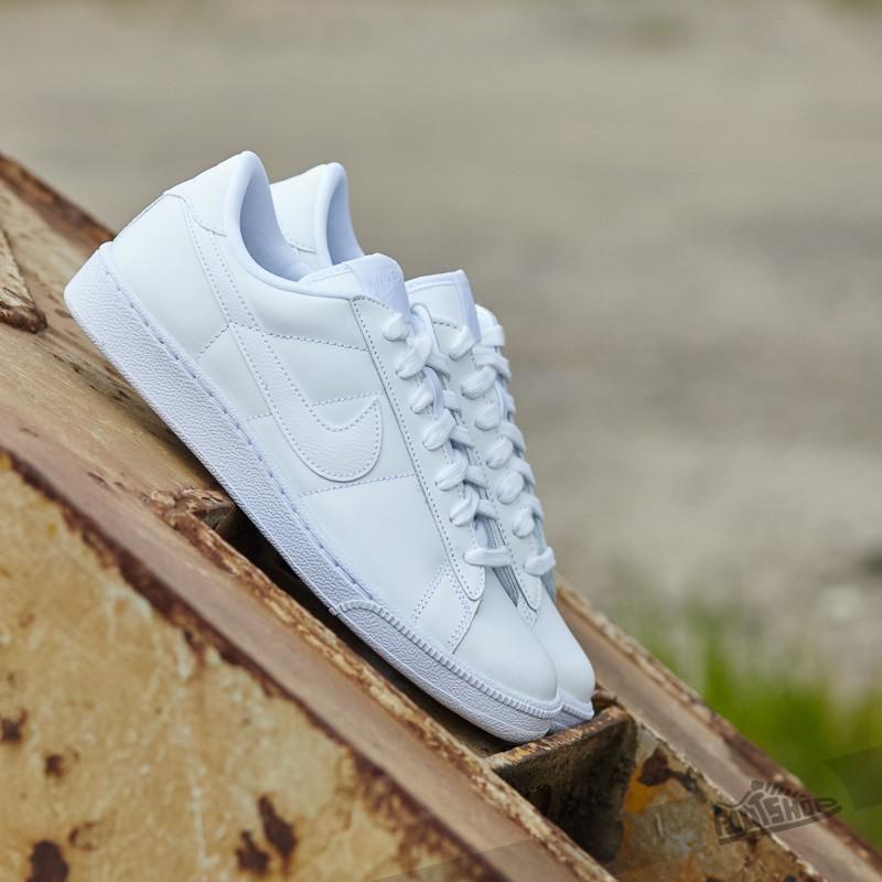 0d69822c6bffd Nike Wmns Tennis Classic White/ White-Bluecap | Footshop