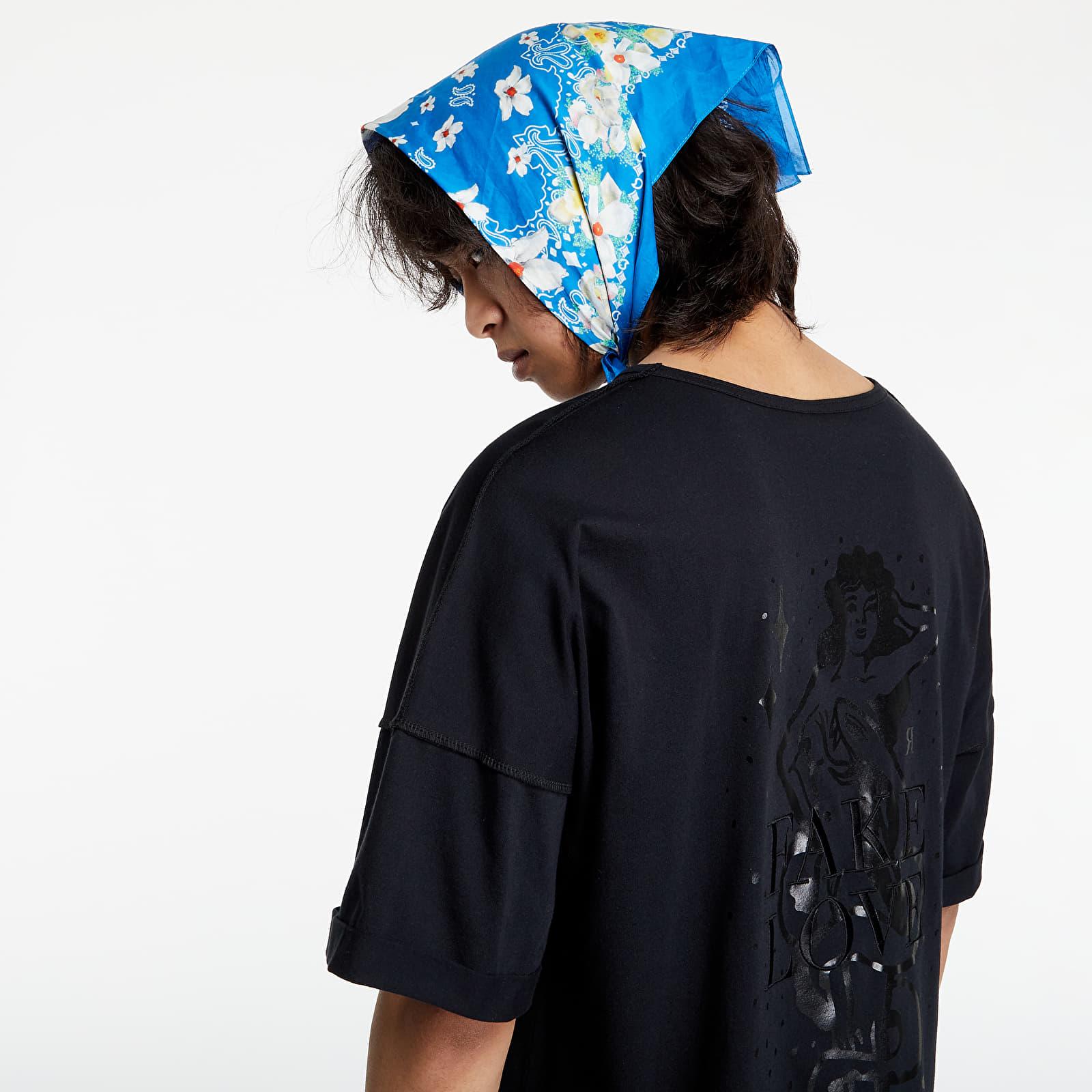 FTSHP x Rare Fake Love T-Shirt Black M