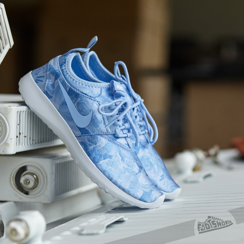 the latest 866d3 e4f84 Nike Wmns Juvenate Flo Print Aluminum  Aluminum-White