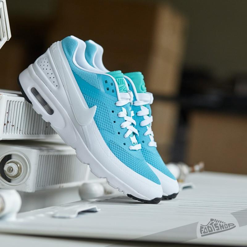 low priced f50c8 8131e Nike W Air Max Bw Ultra Gamma Blue  White
