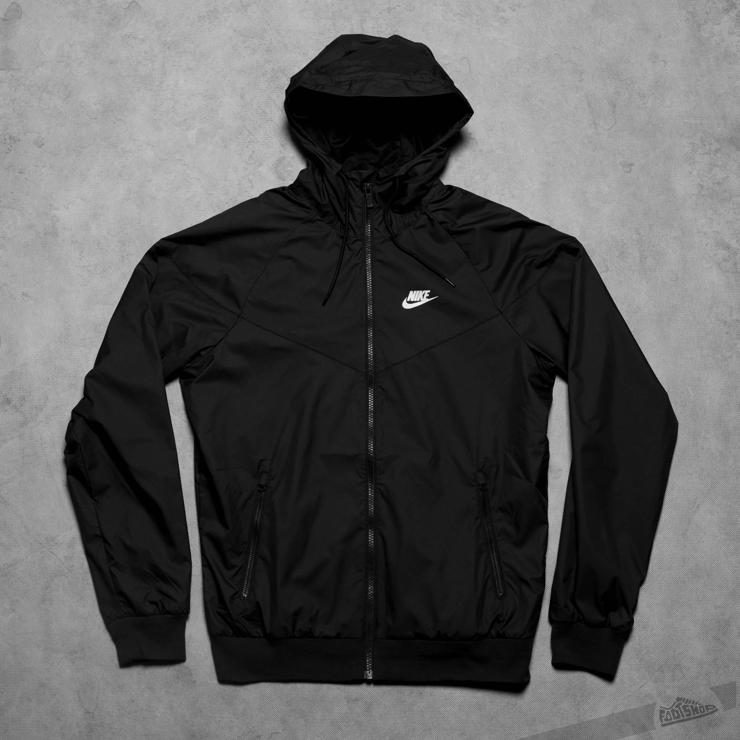 44b4982850 Nike Windrunner Black