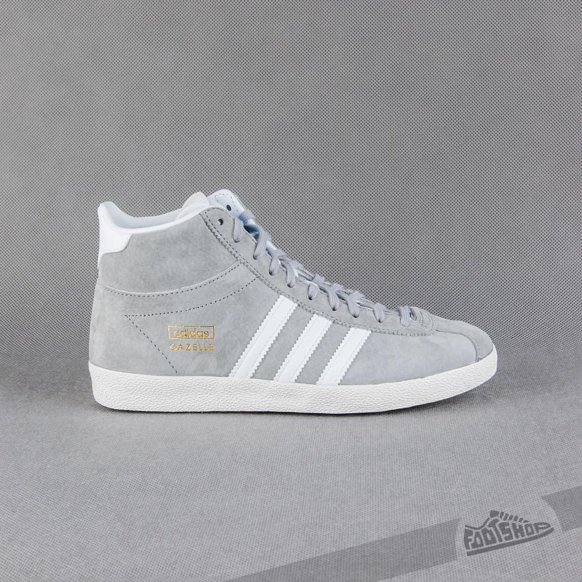 pick up 6a3e1 a3460 Adidas Gazelle OG Mid EF Women Grey