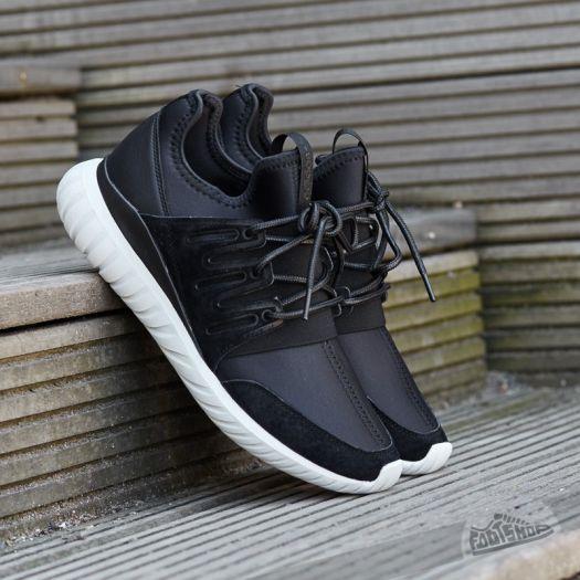 shoes adidas Tubular Radial Core Black