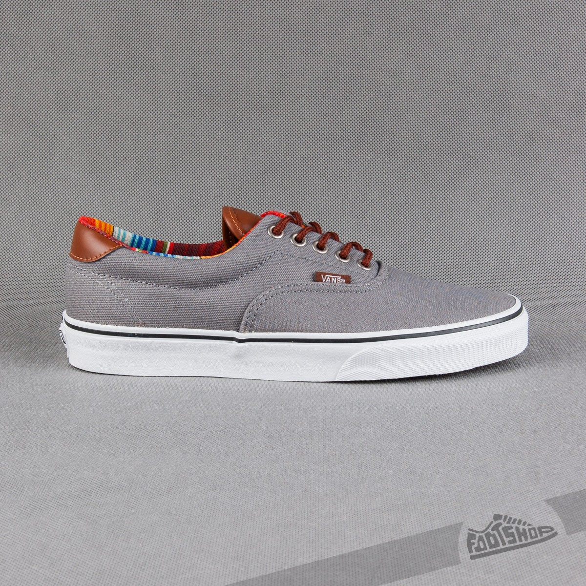 05249b5344 Vans ERA 59 (C L) steel gray