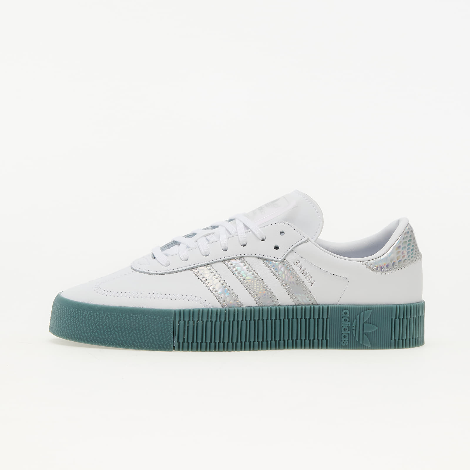 adidas Sambarose W Ftw White/ Supplier Color/ Haze Metalic EUR 39 1/3