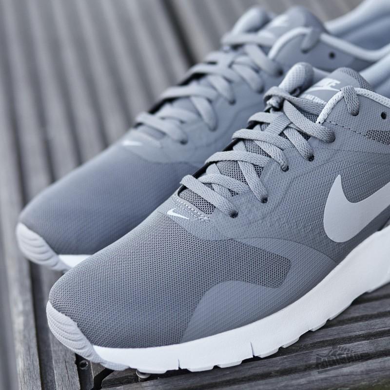 Nike Air Max Tavas (GS) Cool Grey Wolf Grey White | Footshop