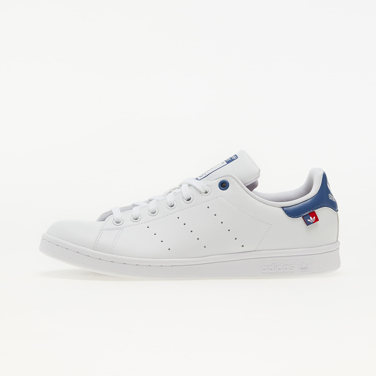 adidas Stan Smith Ftw White/ Scarlet/ Core Blue EUR 44 2/3