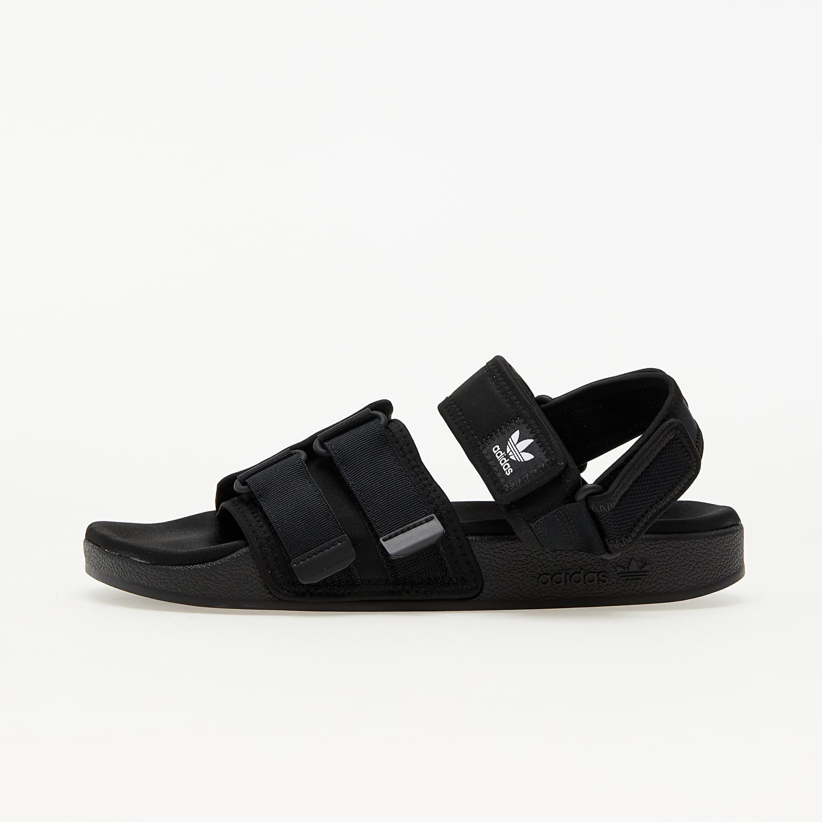 adidas Adilette Sandal 4.0 Core Black/ Core Black/ Ftw White EUR 40.5